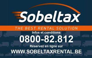 Sobeltax location véhicule Hainaut
