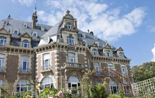 façade du château de Namur