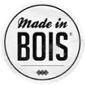 Logo Made in bois