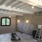 rénovation intérieure mur en pierre