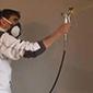 pulvérisation peinture