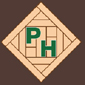 Logo parqueterie du Hainaut