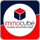 Logo de l'agence immobilière Immocube