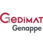 Logo Gedimat Genappe