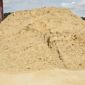 Matériau construction tas de sable