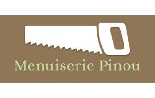 Logo Menuiserie Pinou