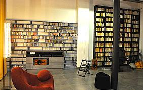 bibliothèques sur mesure