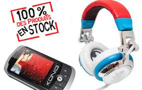 Les MP3 pas chers!