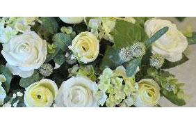 Fleurs funéraires