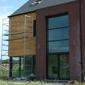 construction annexe bois