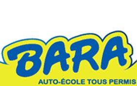 Logo de Bara, auto-école tous permis