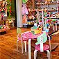 jouets colorés pour enfants
