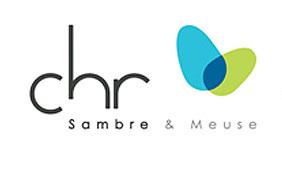 Logo du CHR Sambre & Meuse, hôpital Namur