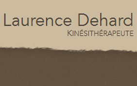 logo kiné Laurence Dehard