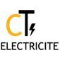 Logo CT électricité