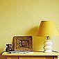 Mur jaune lampe de chevet
