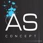 AS Concept Logo