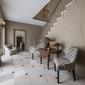 entrée et escalier de style classique