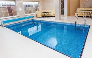 Réalisations piscine intéreure