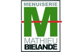 Logo Menuiserie Mathieu Bielande