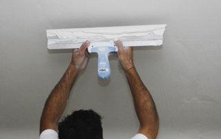 Plafonnage plafond