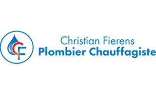 logo plombier christian fierens