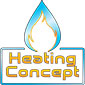 logo heating concept