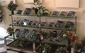 magasin de pompes funèbres