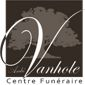logo centre funéraire Vanhole Tournai
