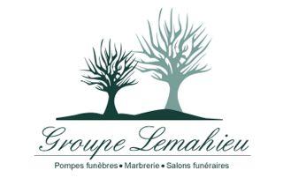 logo Groupe Lemahieu pompes funèbres
