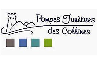 Logo Pompes Funèbres des Collines