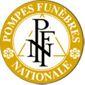 Logo Pompes Funèbres Nationale