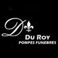 logo Pompes Funèbres Du Roy