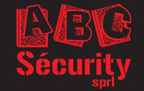 logo ABC Security spécialiste en portes blindées à Bruxelles