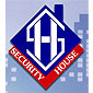 logo security house