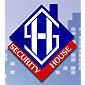 logo security house