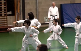 KARATE CLUB - Namur
