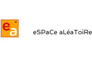 Logo d'Espace Aléatoire, académie de chant.