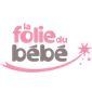 Logo la Folie du Bébé