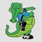 Logo crocodile Dimension Sport