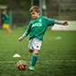 enfant football