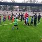RCS Schaerbeek entrainement de football
