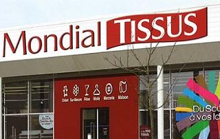 MONDIAL TISSUS - Villeneuve d'Ascq