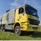 photo d'un camion de l'entreprise CAstel Assainissement