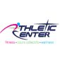 logo salle de fitness athletic center
