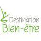 Logo salle de fitness destination bien-être