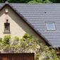 Pignon et fenêtre de toit