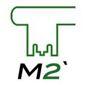 Logo serrurerie M2