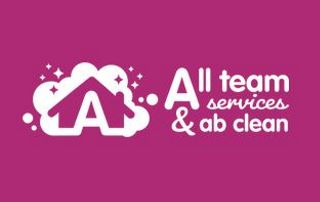 Logo All Team services & Ab Clean