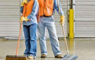Hommes de ménage